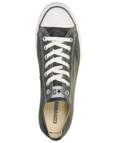 Converse Men's Chuck Taylor Low Top Sneakers from Finish Line MjA3h