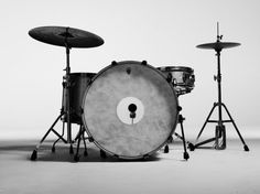 Modern Hepburn - bostonroll: Hedi Slimane Someday I'm going to. More Cowbell, Russel Hobbs, Modern Hepburn, Drum Music, Vintage Drums, Hedi Slimane, How To Play Drums, Drum Kits, Dark Ages