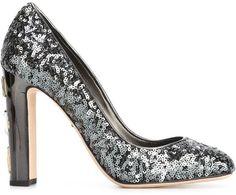 Dolce & Gabbana 'Vally' sequins pumps    <>  @kimludcom