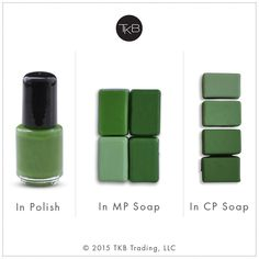 Chromium Oxide Green is a flat, matte, medium green pigment. Ingredients Chromium Oxide Details Used extensively in soapmaking as a non-bleeding color, Matte Medium, Soap Colorants, In Cosmetics, Bronzer, Nail Polish, Pure Products, Flat, Nails, Green
