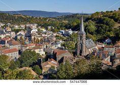 Saint Flour, France