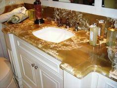bathroom sink, #backsplash