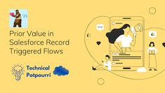 How to Compare Between Prior and New Value in Record Triggered Flows | Spring 21 New Feature