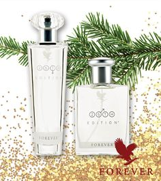 Find the perfect Christmas gifts for your loved ones at Forever. #BeYourFavouriteSelf #ForeverLiving #Perfume #Scent #Holidays