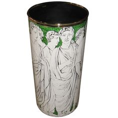 1stdibs - Piero Fornasetti umbrella stand. explore items from 1,700  global dealers at 1stdibs.com