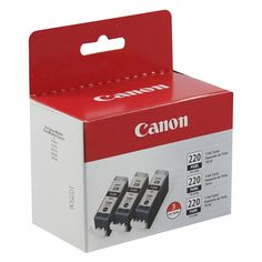 Canon PIXMA MP980 (PGI-220BK) Black Ink Cartridge 3-Packs Standard Yield -- Awesome products selected by Anna Churchill