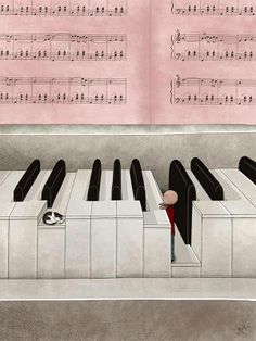 267 best mÚsica music images on pinterest drawings music