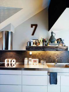 DECORAÇÃO MASCULINA: lindo apartamento que a ala masculina vai amar