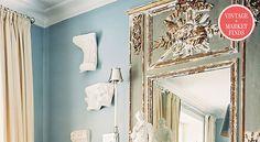 Love vintage finds, mirror!