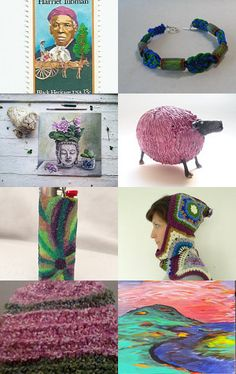 Color Patterns by Johanna on Etsy--Pinned with TreasuryPin.com