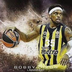 """Fenerbahçe gururumuz""""Bobby Dixon"""""""
