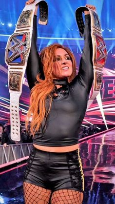 Smackdown and RAW Women's Champion Becky Lynch❣️ Wrestling Stars, Wrestling Divas, Women's Wrestling, Wrestling Quotes, Becky Lynch, Becky Wwe, Catch, Wwe Couples, Rebecca Quin