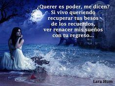 Lara Hum. http://www.larahum.blogspot.com.ar/ Escritos, poemas, frases de amor, letras de canciones.