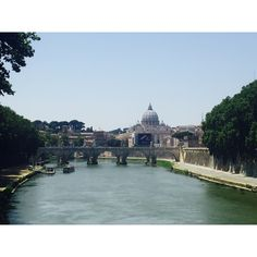 Fiume tevere, Italy