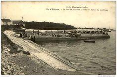 Saint Denis d'Oléron , canot de sauvetage