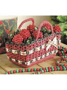 Crochet Autumn Baskets – free patterns  #crochet baskets #crochet kitchen
