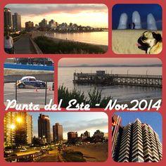 Collage Punta del este