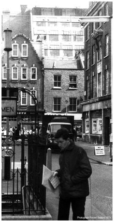 Broadwick Street • 1973