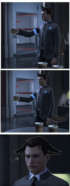 Fucking Gavin... I will take that coffee instead!!
