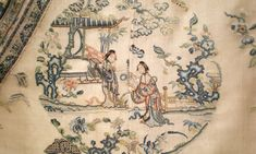 Cotton textile production in medieval China unravelled patriarchy Chinese Embroidery, Embroidery Art, Cross Stitch Embroidery, Embroidery Patterns, Mini Cross Stitch, Modern Cross Stitch, Cotton Textile, Textile Art, Medieval