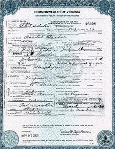 Family Tree Maker's Genealogy Site: Photo