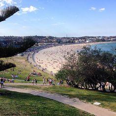 #Bondi #Beach #Sydney #NSW #Australia. #travel #tourism #tourist #sand #sunshine #holiday