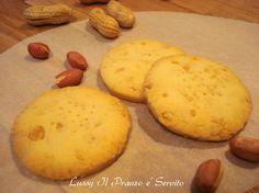 Biscotti di arachidi sudanesi