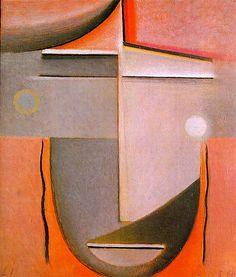 Jawlensky, Alexei (1864-1941) - 1922 Meditation - The Prayer (State Gallery Lenbachhaus, Munich, Germany)