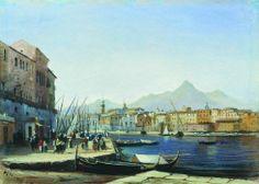"""""""Palermo"""": Alexey Petrovich Bogolyubov 1850"""