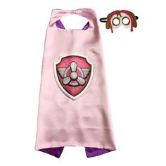 Paw Patrol Capes and Masks, Skye, super fun! Birthday parties, Easter gift, or just fun!