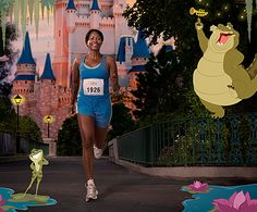 Disney Princess Half Marathon (February)
