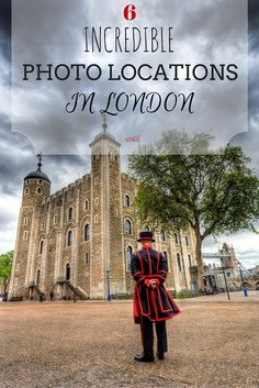 Tips for the best photography Spots in London, UK when visiting on a shorter trip such as on a weekend or just for a few days, with further links and advice for a prolonged trip