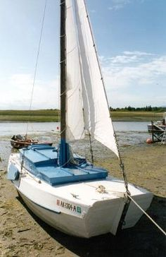 Howard Chappelle's Dutch Type Scow, 22'.  http://forum.woodenboat.com/showthread.php?143928-Scows-proa