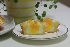 바쁜아침 간단한 영양 계란빵~