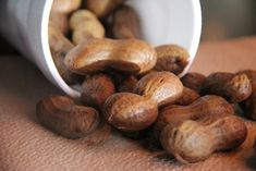 The Best Boiled Peanuts #SundaySupper