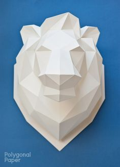 RUS/ENG/ESP/FRAЗдесь вы можете купить файлы с развёрткой для самостоятельной склейки головы льва.Вы получите развёртку, которую вы можете распечатать в типографии на листах того формата, который будет для вас удобнее - A4, А3 или А1.Вам также понадобится кусок картона для подложки (не обязательно),