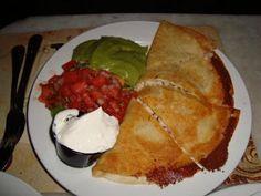 Chili's Bar and Grill Copycat Recipes: Ranchero Chicken Quesadilla