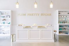 We're touring Plum Pretty Sugar's new shop and chatting about how she pursued her dreams for her growing business!
