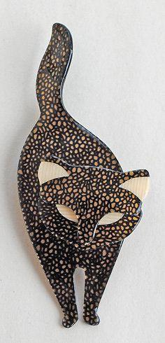 Lea Stein Cats #09