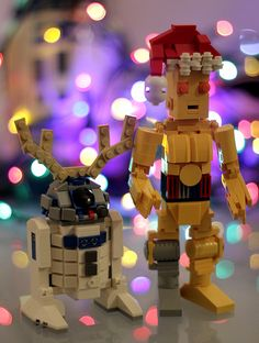 LEGO Star Wars ornaments