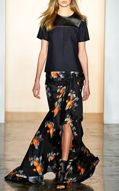 Peter Som Fall/Winter 2014 Trunkshow Look 37 on Moda Operandi