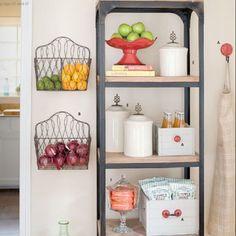 Fruit holder organization