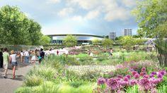 Wimbledon Master Plan Proposal / Grimshaw + Grant Associates