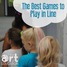 The Best Games to Play in Line