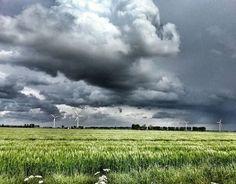 Fotografe: @doordelens #nederlandseluchten #dutchsky