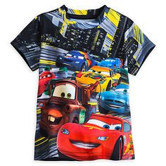 Cars Fashion Tee for Boys | Disney Store