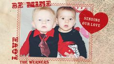 LDE Child Photography, Riverview Florida Twins  Valentines