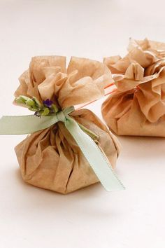 Smell Amazing With Scented Coffee-Filter Sachets