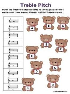 Valentine's Day Music Activities: Theory Worksheets Child Teaching, Piano Teaching, Music Lessons For Kids, Piano Lessons, Valentine Music, Music Classroom, Classroom Resources, Music Theory Worksheets, Music Signs