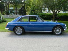 1967 MG MGB GT Hatchback